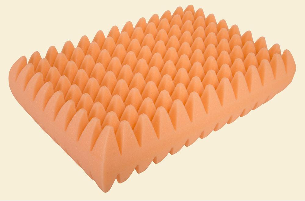colchão caixa de ovo piramidal ortopédico