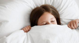 Quais travesseiros são melhores para crianças e qual a influência no seu sono