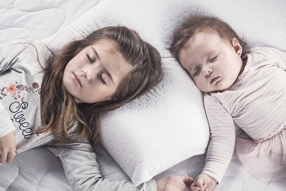 Como escolher travesseiro para crianças