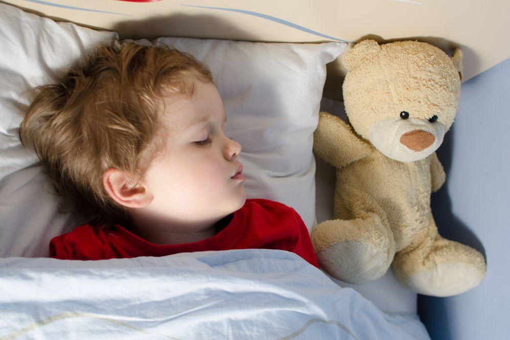 Como identificar os distúrbios do sono em crianças