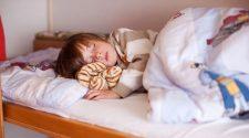 informações sobre o sono das crianças