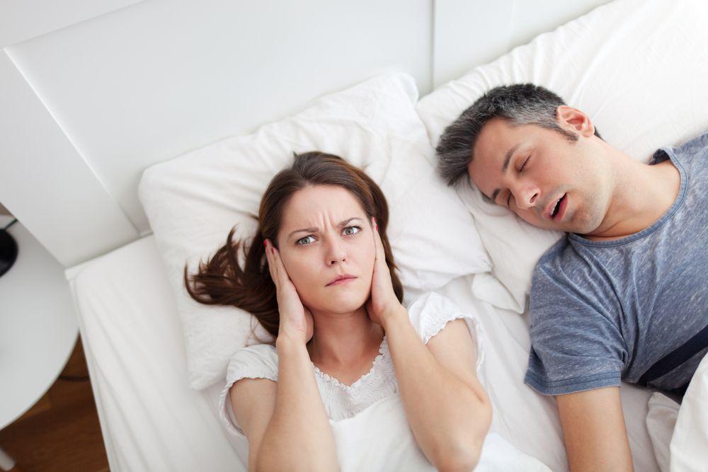 Distúrbios no sono