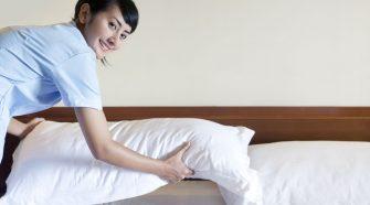 Saiba os benefícios que tem um travesseiro lavável