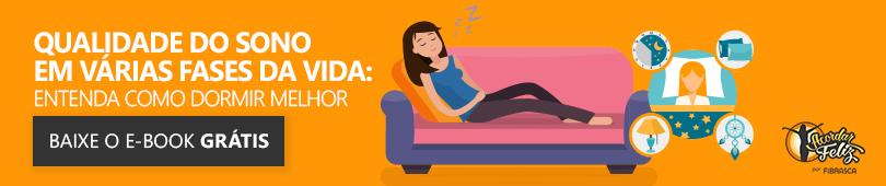 Qualidade do sono em várias fases da vida
