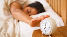 você costuma acordar cansado?