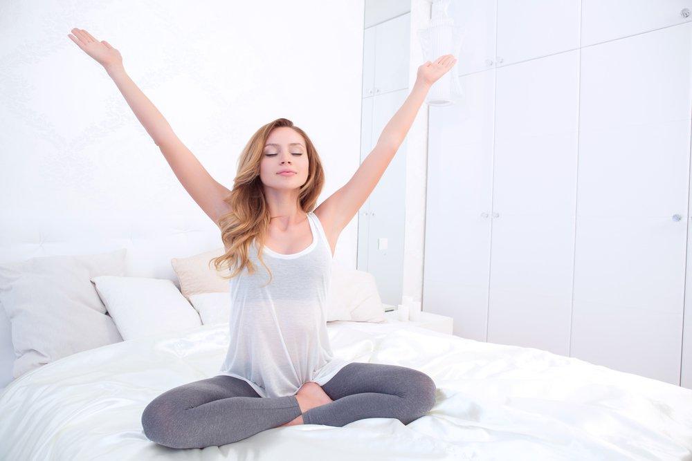 Você sabia que existem técnicas de respiração para você dormir melhor?